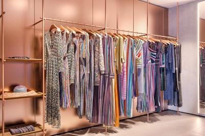 hot sale online 2aa21 e19a2 Missoni, prima boutique in Grecia - MFFashion.com