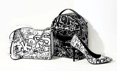 1e4485d0a8 Michael Kors presenta la capsule Graffiti - MFFashion.com
