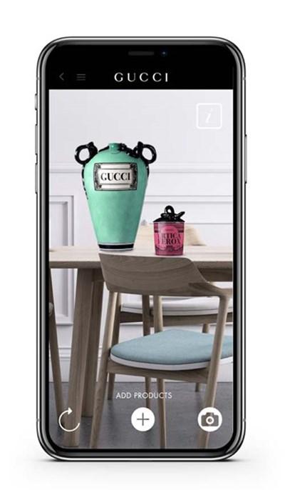 finest selection d8a76 10f4a Gucci Décor, nuova collezione homeware - MFFashion.com