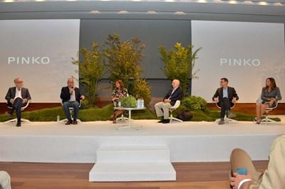 6769a5dbe56 Pinko in corsa tra retail, sostenibiltà e sociale - MFFashion.com