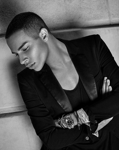 0d8cc45d0ef1 The Next 20: Interview Olivier Rousteing - MFFashion.com