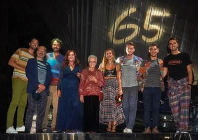 pretty nice 953c3 b9024 Missoni, un docu-film racconta 65 anni di moda Made in Italy ...