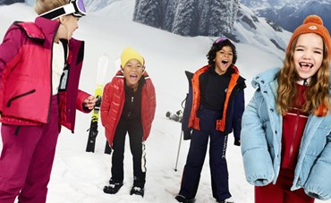 Net-a-porter, pop-up kidswear con Moncler