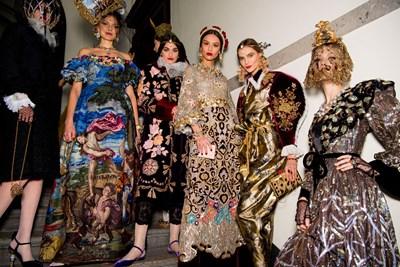 Il Rinascimento milanese di Dolce Gabbana - MFFashion.com 63059087ef
