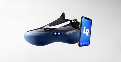 the best attitude ee796 9deac Nike lancia Adapt bb, la sneaker da basket gestita da un app