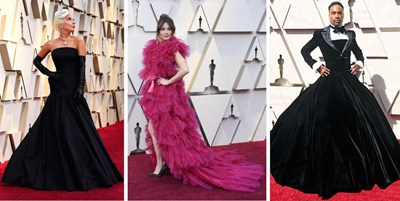 Oscar 2019  tutti i look sul red carpet del Dolby Theatre ... 10dbfb05866