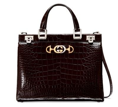 100% genuino la vendita di scarpe sconto Gucci presenta la linea di borse Gucci Zumi - MFFashion.com