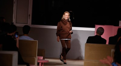 outlet store 1b50b fd9ce Miuccia Prada: «Being simple means taking risks» - MFFashion.com