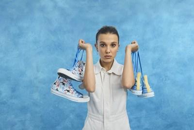 sale retailer ef44d c144f Converse, nuova collezione con Millie Bobby Brown ...