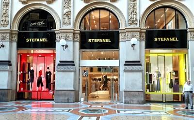 huge discount 49cb8 91bdf Stefanel lascia la Galleria Vittorio Emanuele a Milano ...