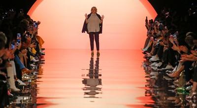 Silvia Venturini Fendi At The Moment I Feel Like A Debutant Mffashion Com