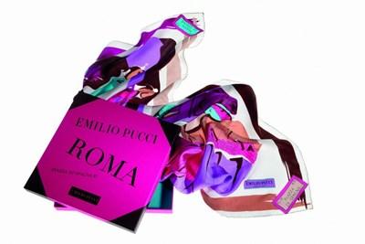 outlet économiser jusqu'à 60% nouvelles images de Emilio Pucci lancia una capsule di foulard - MFFashion.com