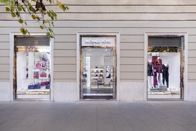 26492a440c Boutique a Roma per Michael Kors - MFFashion.com