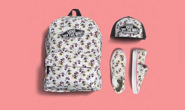 Vans, capsule collection con Disney
