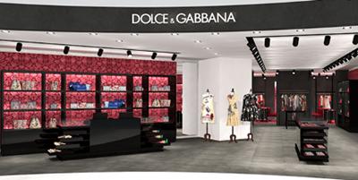 6e0f2230f6be8 Dolce   Gabbana apre il suo primo outlet store in Messico ...